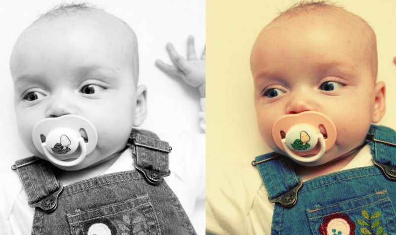 How to Use Instagram Baby Filters
