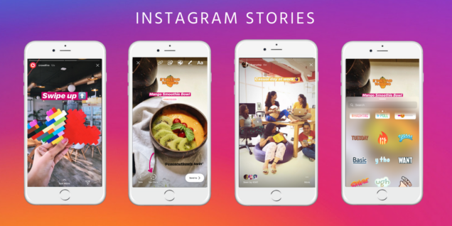 How to Use Instagram Story Filters